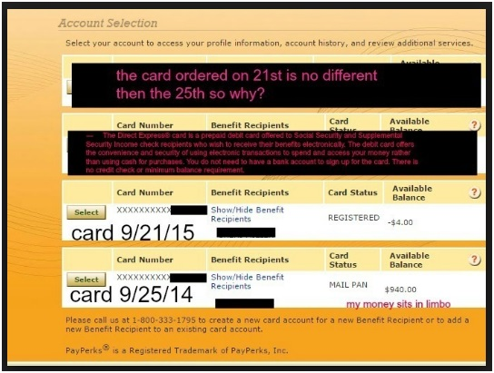 Us Direct Express Card Not Working | Gemescool org
