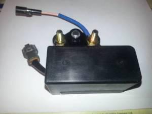 Air Intake Heater Relay  Duramax LB7