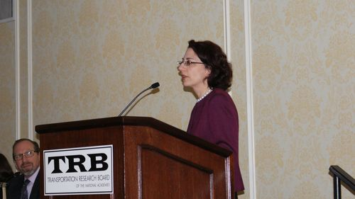 DOT leaders talk MAP 21 at TRB   Welcome to the FastLane  The     Undersecretary for Policy Polly Trottenberg