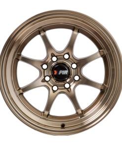 F1R wheels F03 Machined Bronze
