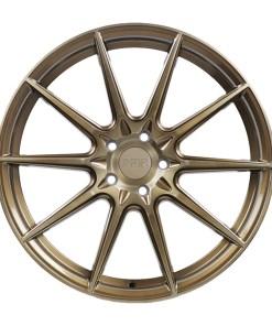 F1R wheels F101 Machined Bronze
