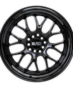 F1R wheels F21 Gloss Black