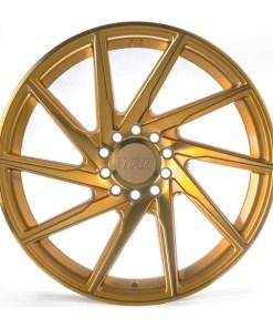 F1R wheels F29 Machined Gold