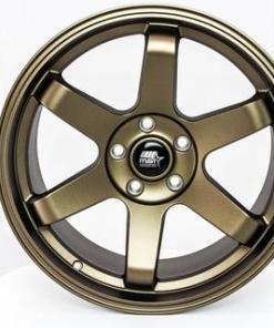 MST wheels MT01 Matte Bronze