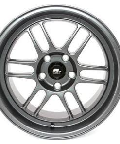 MST wheels Suzuka Matte Gun Metal