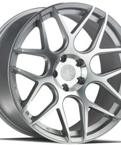 LS002 LS002 19X9.5 5X120 Silver Machined