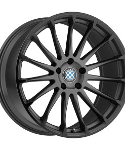 AVIATIC AVIATIC 20X10 5X120 Matte Gun Metal Gloss Black Lip