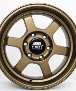 Time Attack -Truck Time Attack -Truck 17X8.5 6X139.7 Matte Bronze