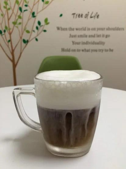 スタバ製泡立ちミルク
