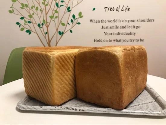 BreadCodeの角型食パン