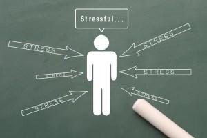 目に見えないストレス・気づかないストレスにやられないための対策