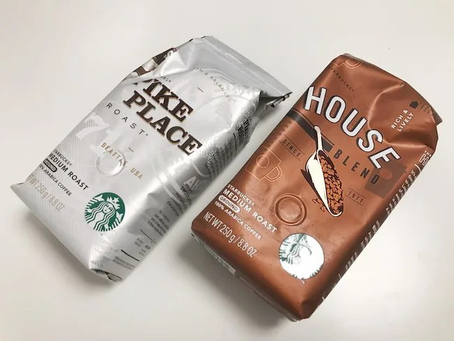 スタバ福袋 コーヒー豆