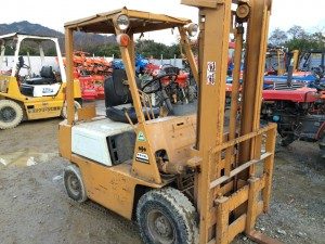 Used fork lift