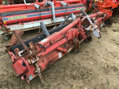 HARROW HTS2700 used compact tractor attachment |KHS japan