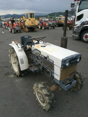 SATOH ST1540D 50644 used compact tractor |KHS japan