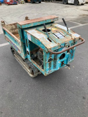 CARRIER KUBOTA RY-6Z 956075 used compact tractor |KHS japan
