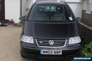 2005 Volkswagen Sharan Carat V6 28L Petrol Auto for Sale