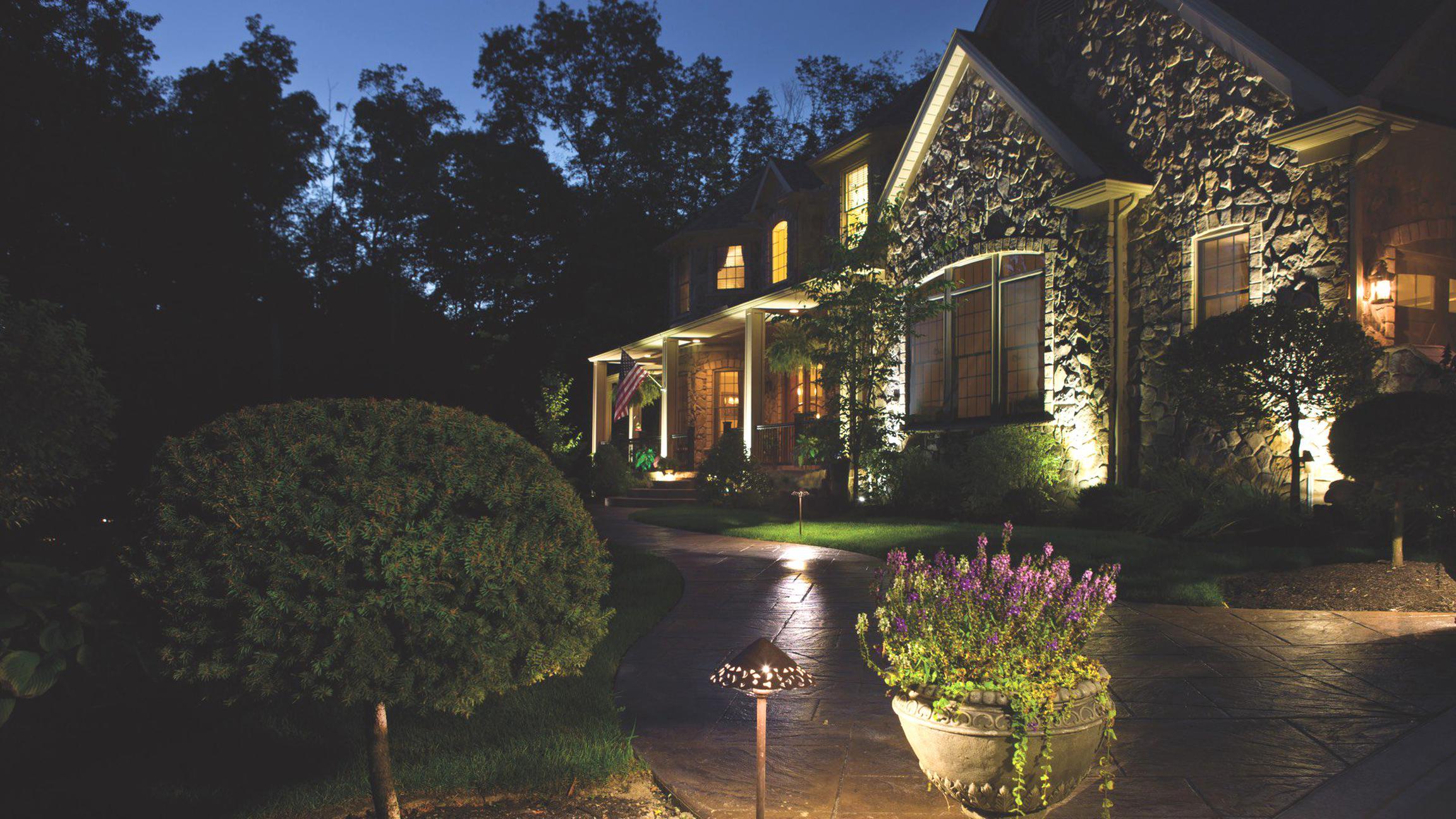 120 watt transformer landscape lighting