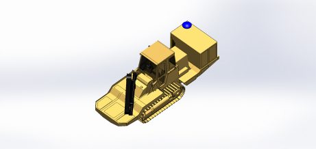 Welding Tractor Crawler kit -2