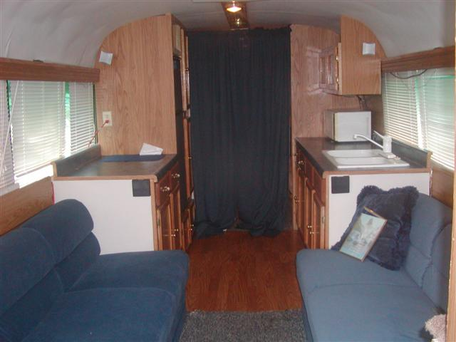 1972 MCI Conversion Bus For Sale