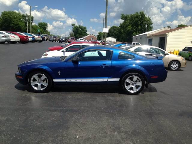 2006 Ford Mustang Used Cars In Nashville Pre Owned Vehicles Low Down Payments