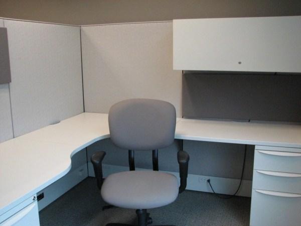 Used Haworth workstations Compose 7x7 or 6x7 56 Available Atlanta Georgia1
