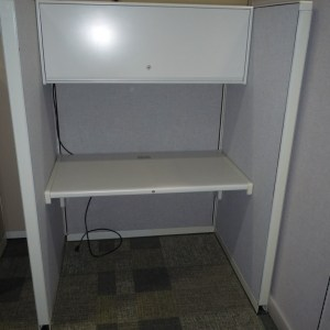 "Used Call Center Workstations, Steelcase 9000 series, 40+ Available in 65""h x 45""w typical, Raleigh, North Carolina"