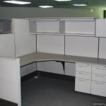 Used Herman Miller SQA Cubicles 6×6 Typical St. Louis Missouri2