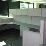 Used Herman Miller SQA Cubicles 6×6 Typical St. Louis Missouri3