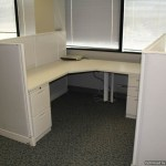 Used Knoll Equity Workstations, 6×6 Typicals, St. Louis, Missouri
