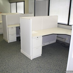 Used Knoll Equity Workstations 6x6 Typicals St. Louis Missouri1