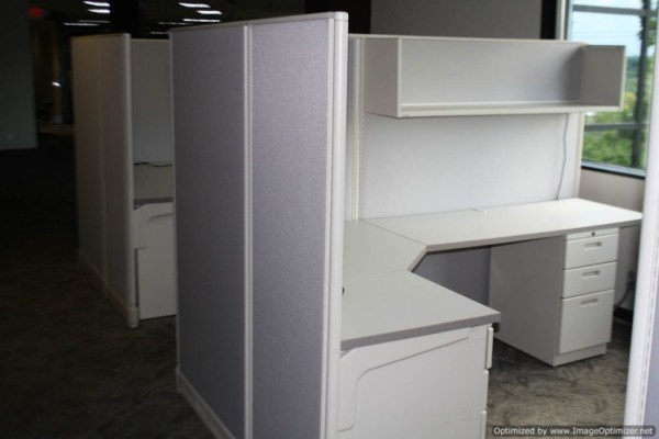 Used Knoll Equity Workstations 6x6 Typicals St. Louis Missouri2