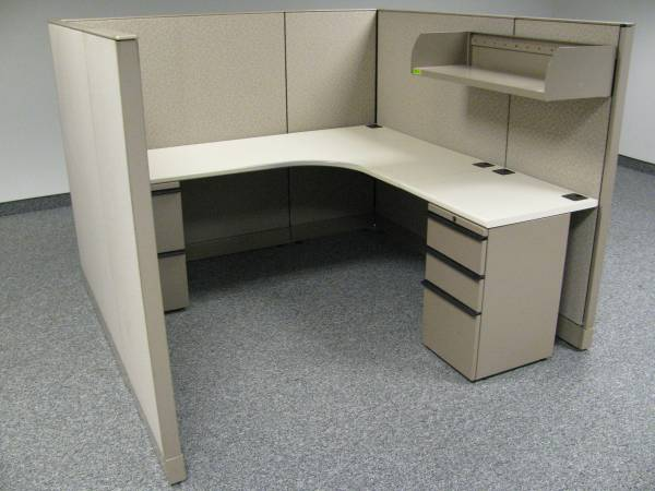 Knoll Morrison 6x6 Cubicles 56H in Chicago Illinois1