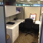 Steelcase Avenir Cubicles in 8X81
