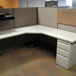 Used Herman Miller AO2 6x6 54 high1