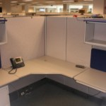 Used Herman Miller AO2 8×8 and 8×6 and 6×8 Cubicles5