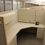 Used Knoll 6×8 Reff Cubicles in Denver1