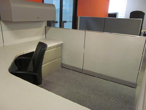 Used Knoll Morrison 8x8 Cubicles2