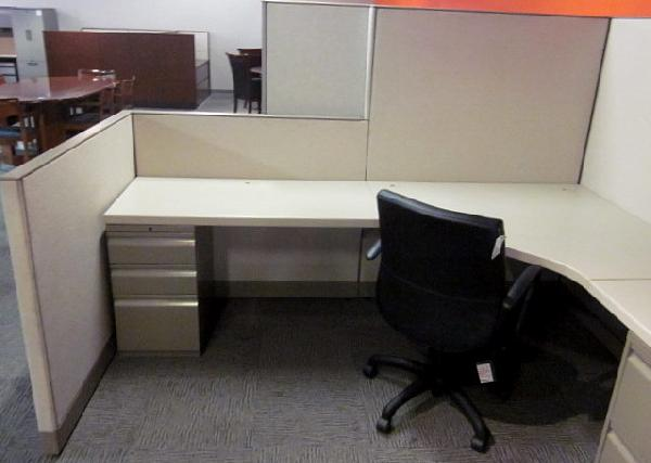 Used Knoll Morrison 8x8 Cubicles4