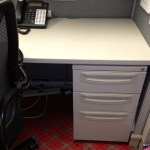Used Nvision Cubicles 6X61
