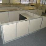 Used Steelcase Avenir 6×8 Cubicles in Dallas