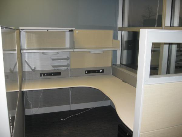 Pre owned Teknion 6x8 Workstations1