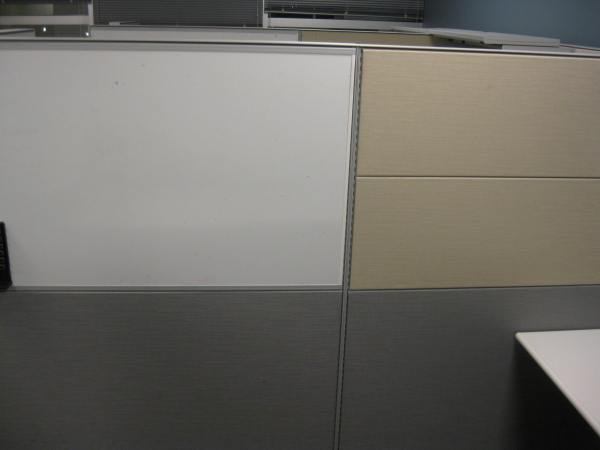 Pre owned Teknion 6x8 Workstations8