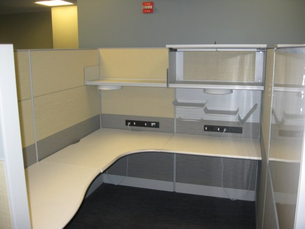 Teknion 6x8 cubicles3