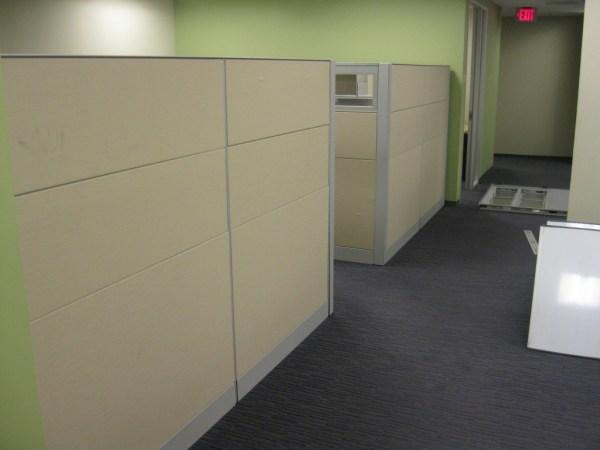 Teknion 6x8 cubicles6
