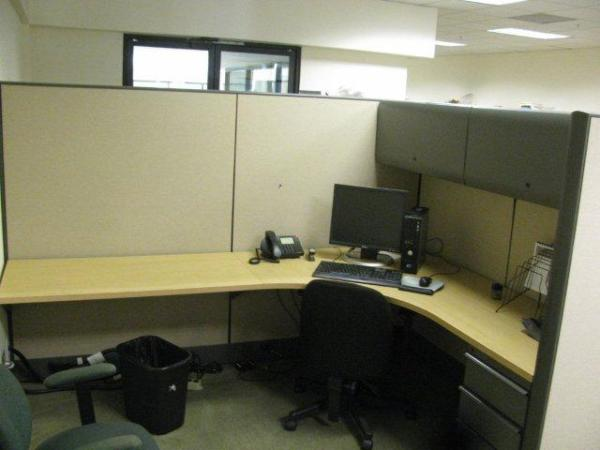 Used Knoll Dividends Cubicles1
