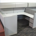 Used Knoll Morrison 8×8 Workstations1