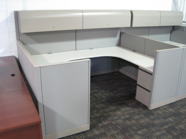 Used Knoll Morrison 8x8 Workstations3