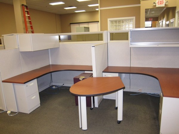 Used Steelcase Answer 6x6 Cubicles in Atlanta1