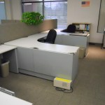 Used Steelcase Context 6.5 x 6.5 workstations16